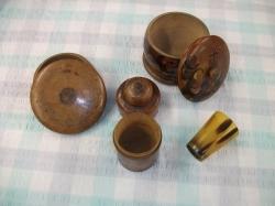 Wooden Ware